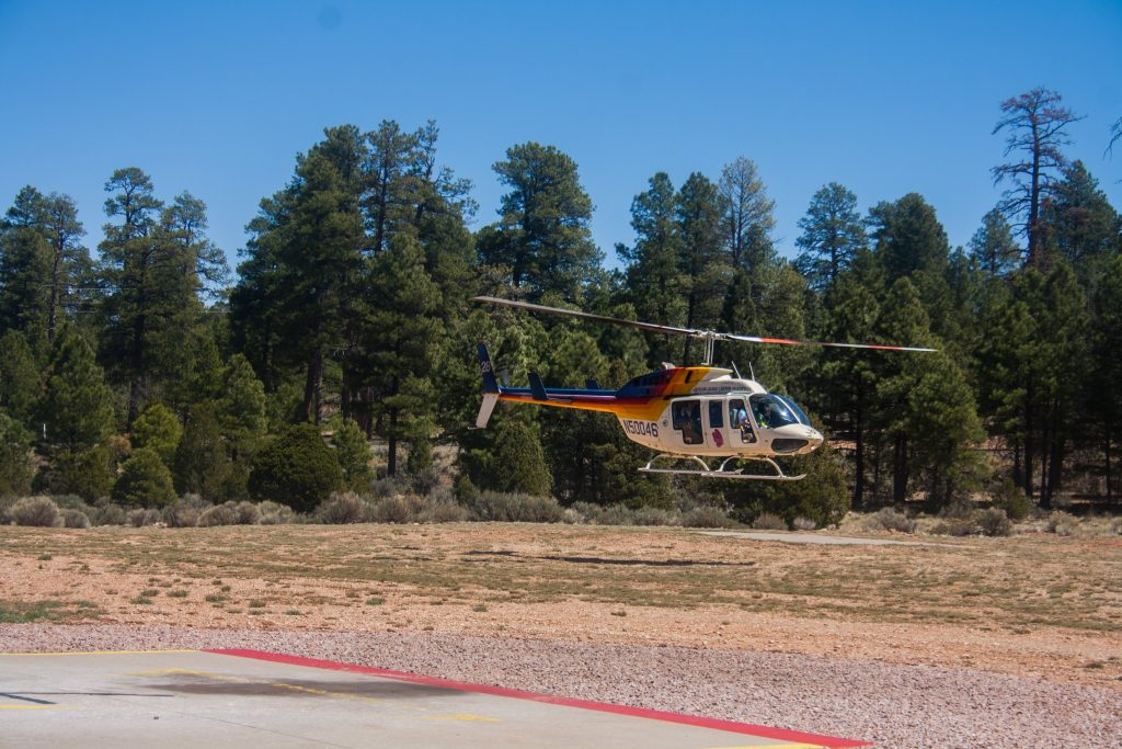 west coas swing helicoptere