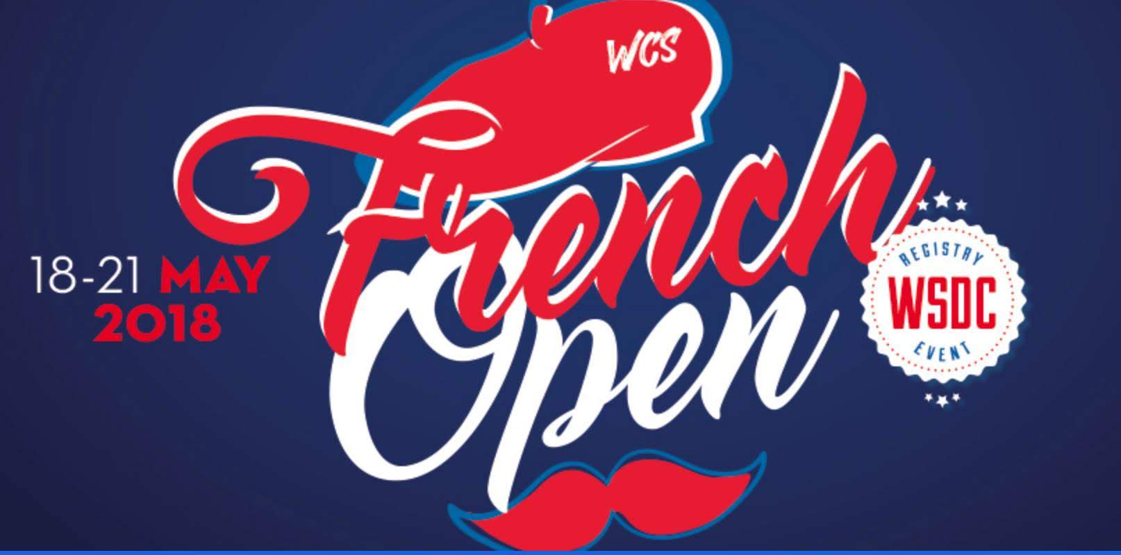 French Open West Coast Swing WCS 2018