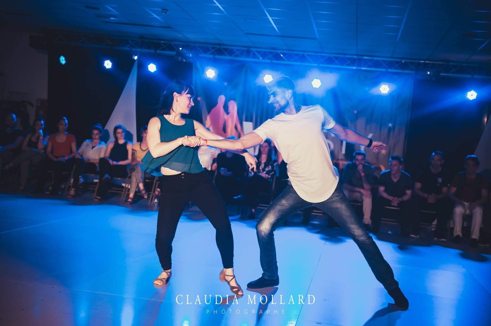 west coast swing danseurs