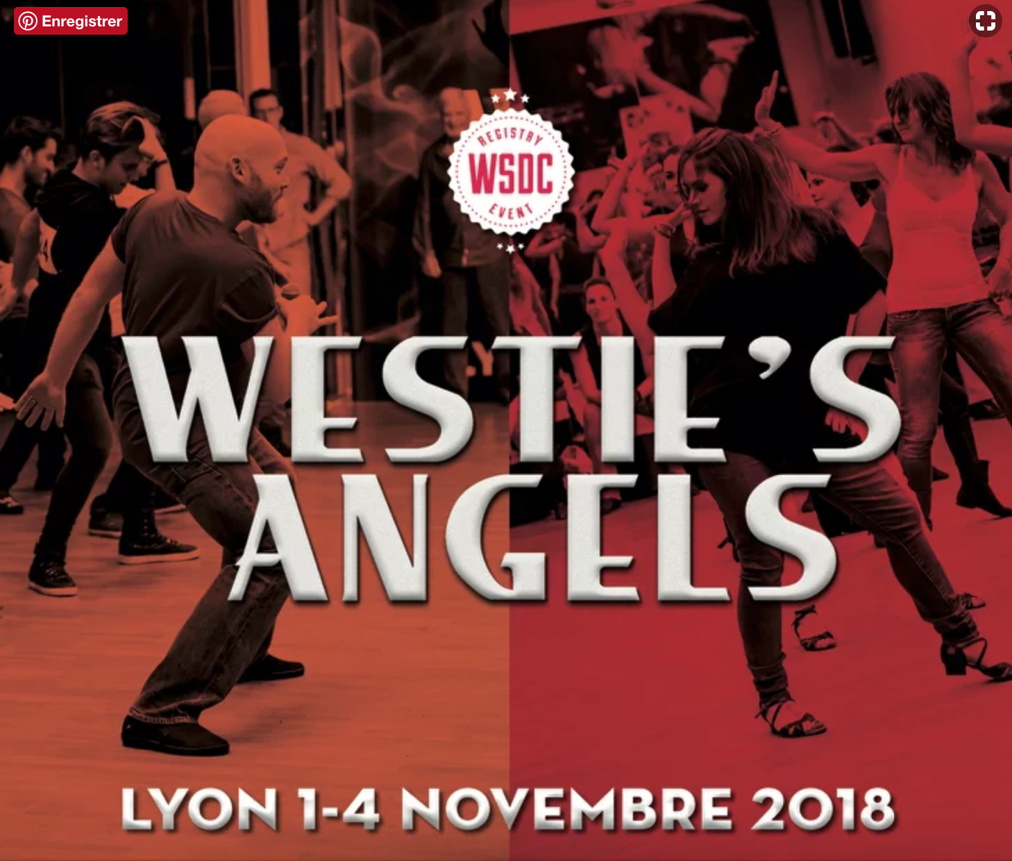 Westie's angels 2018 Lyon Novembre - West Coast Swing