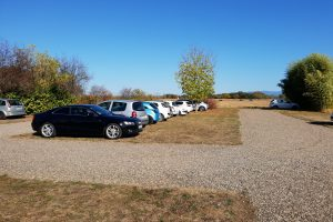 West Auvergn' Swing - Domaine de la Chappe - Parking