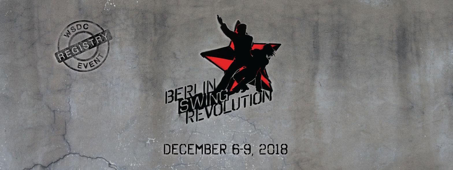 Berlin Swing Revolution West Coast Swing