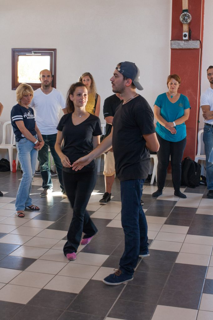 West Auvergn' Swing - Amandine et Damien