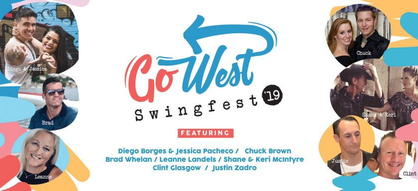 go west swing fest wcs Perth - Australia